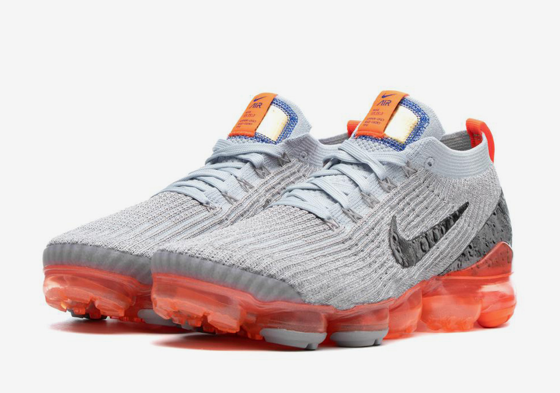"f1c782ed30b Nike Vapormax Flyknit 3 ""Moon Landing"" Releases On April 1st"