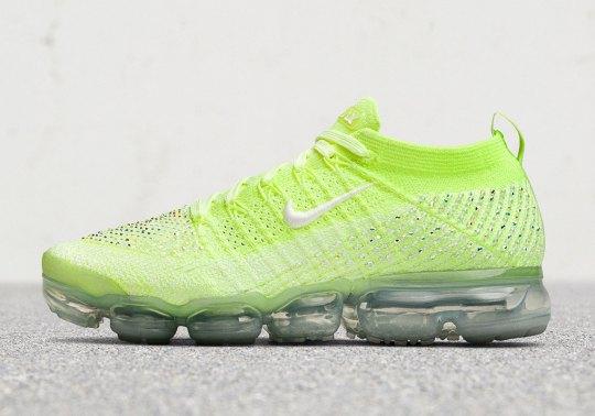 "Nike Vapormax Flyknit 2 ""Swarovski"" For Women Drops This Month"