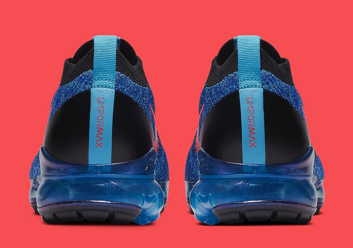 ca58d6f9a30f Nike Vapormax Flyknit 3.0 Blue Fury AJ6900-401 Store List ...