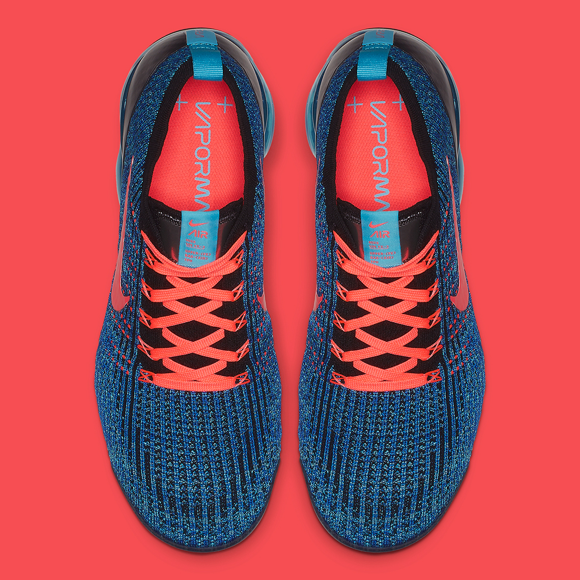 0a62346441c Nike Vapormax Flyknit 3.0 Blue Fury AJ6900-401 Store List ...