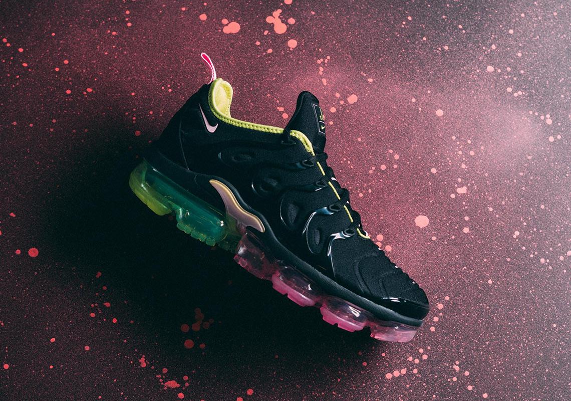 Nike Vapormax Plus Pink Rise Ci6160 001 Sneakernews Com