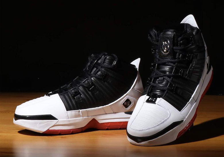 d35901686142 Nike Zoom LeBron 3 Home AO2434-101 Release Date
