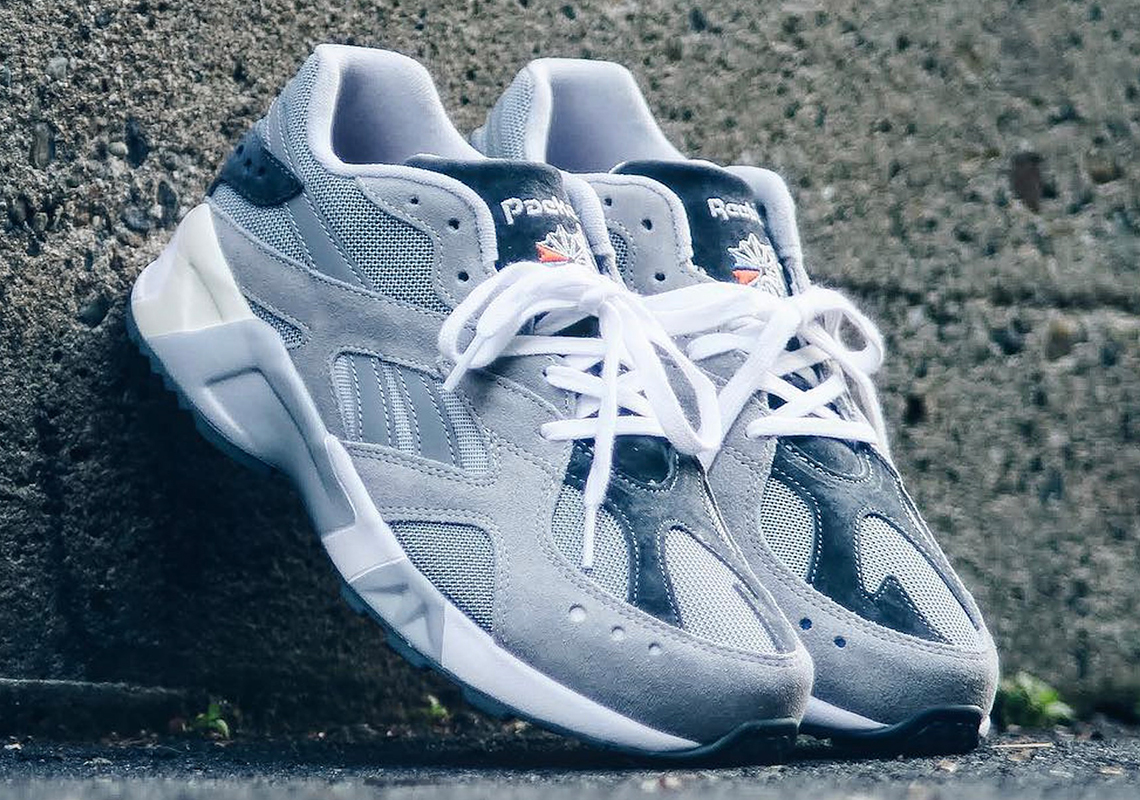 a8f3da6320c Reebok And Packer Team Up For A New Take On The Aztrek