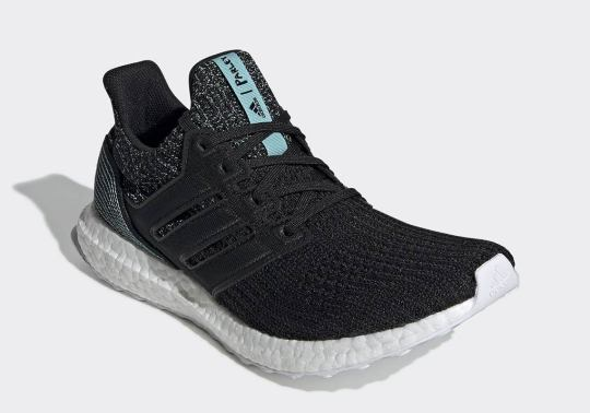 Another Parley x adidas Ultra Boost Is Available Now