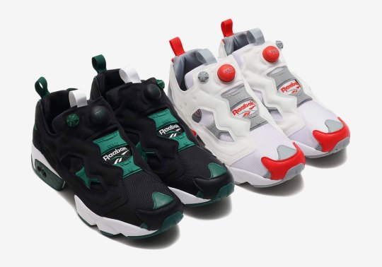 Reebok's 25th Anniversary Of The Instapump Fury Sprouts More Releases