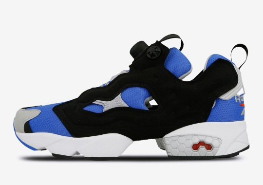Reebok Continues 25th Anniversary Of Instapump Fury With Another Re-issue