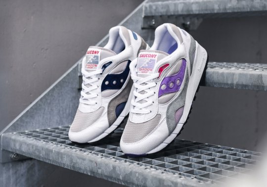 The Saucony Shadow 6000 Returns In Original Colorways