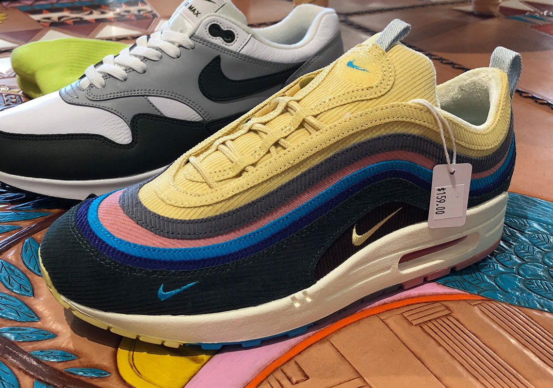 ddb720d856d3 Sneakersnstuff SNS Los Angeles Sean Wotherspoon Nike Air Max 1 97 ...