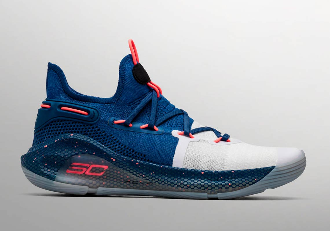UA Curry 6 Splash Party Release Info