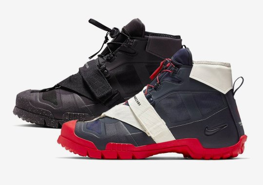 Nike And UNDERCOVER Usher In Two SFB Mountain Sneakerboots