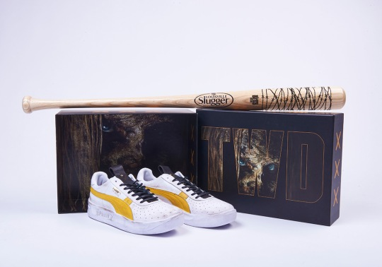 Puma Teams Up With The Walking Dead In Advance Of The Season 9 Finale