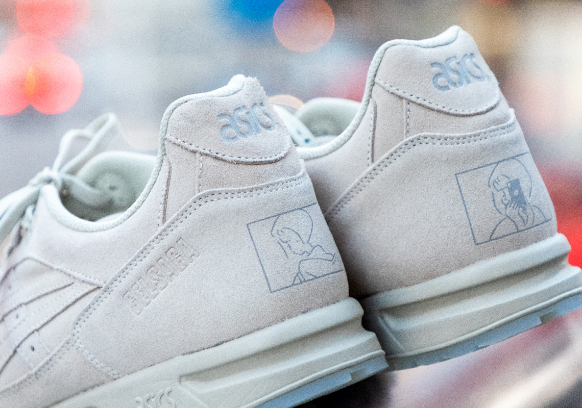 Yu Nagaba x Asics Gelsaga Sneaker