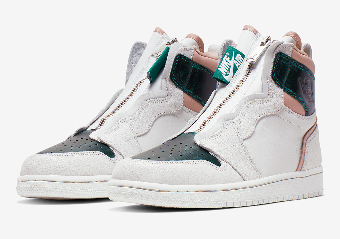 air jordan 1 high zip women's shoe