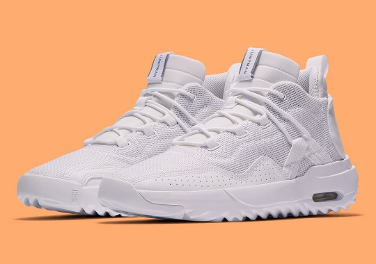Up Close With The Jordan Aero Morph Lifestyle Shoe