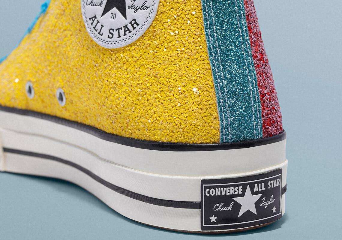 c135521dc72da9 JW Anderson Converse Chuck 70 Glitter Gutter Release Date ...