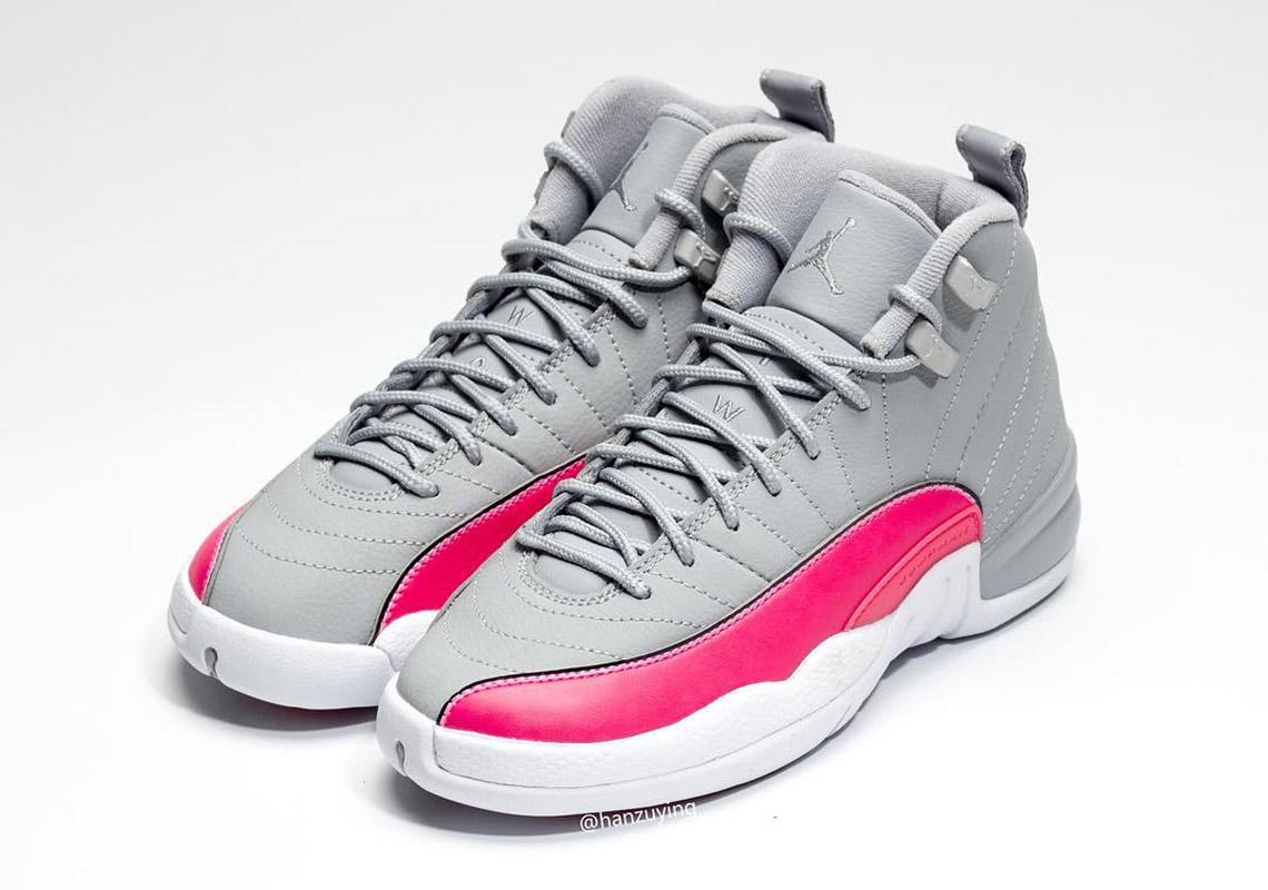 038e4655238 Air Jordan 12 Grey Pink 510815-060 Release Date | SneakerNews.com