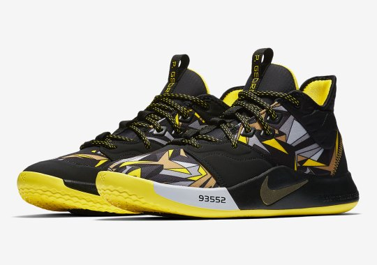 "6e61e5610616 Official Images Of The Nike PG3 ""Mamba Day"""