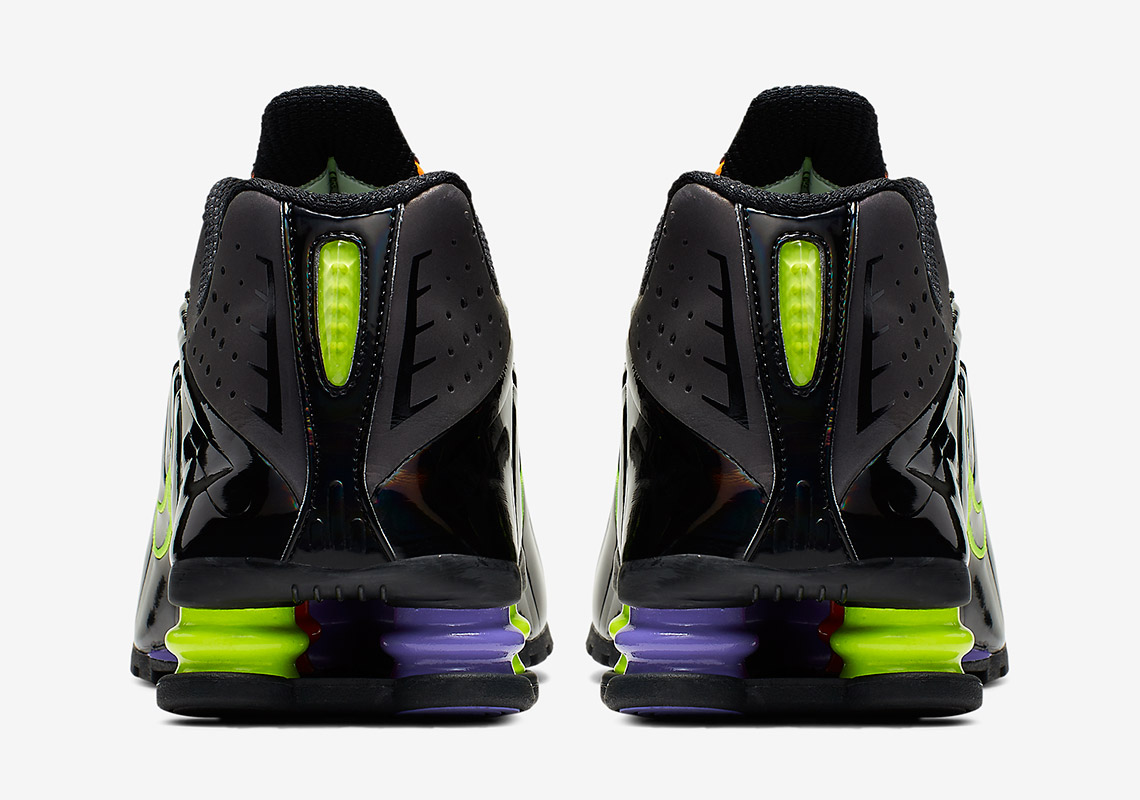 Nike Shox R4 GEL Neon CI1955 074
