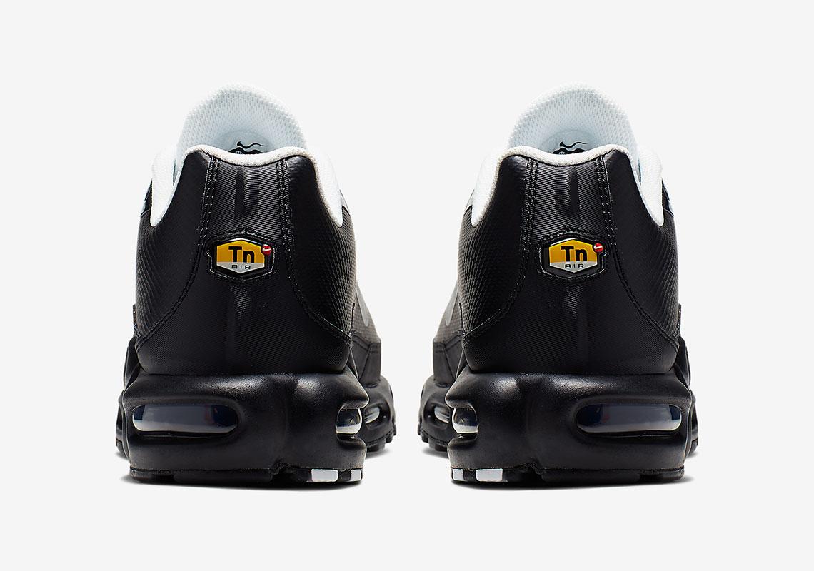 Nike Air Max Plus Spray Black CI7701