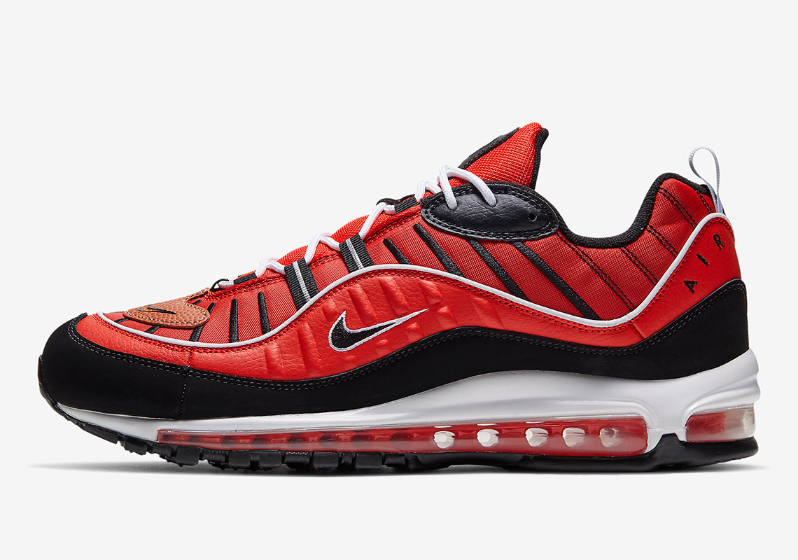 separation shoes 22d44 d5c27 Nike Air Max 98  180. Style Code  640744-604