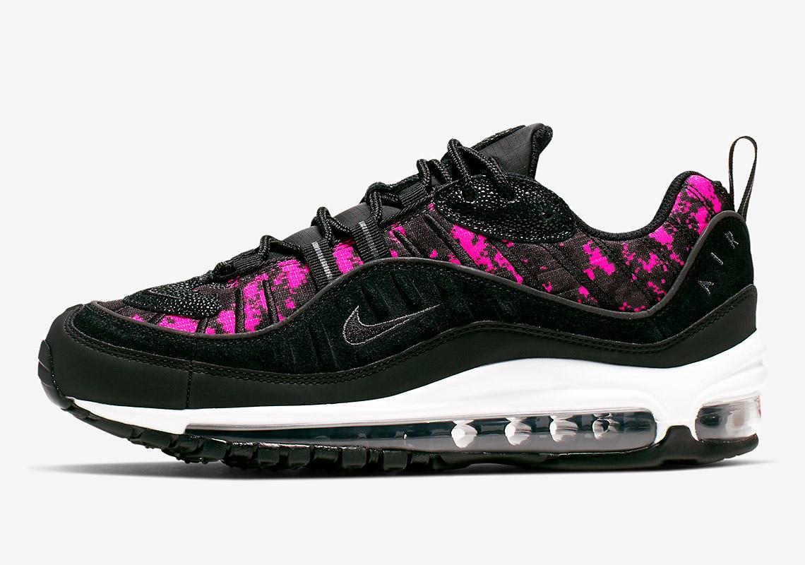newest 44bf9 8d3c7 Nike Air Max 98 Pixel CI2672 001 Release Info + Date   SneakerNews.com