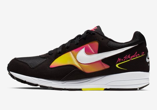 11701f8761f2 More Throwback Friendly Colorways Appear On The Nike Air Skylon 2