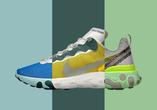 You Can Make Your Own Nike React Element 55 On May 2nd