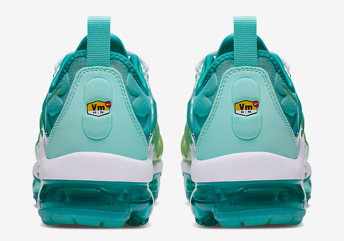 best sneakers 5f8f0 af5a4 Nike Vapormax Plus Lemon Lime CI9900 300 Release Info   SneakerNews.com