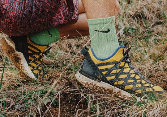 Nike ACG Introduces The React Terra Gobe Trail Shoe