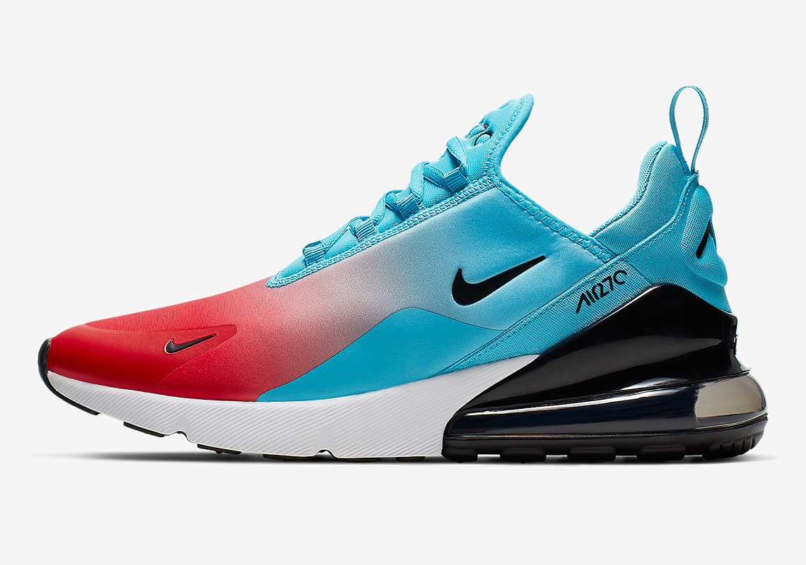 info for 97df0 2b837 Nike Air Max 270 University Red CJ0767 400 Release Info ...