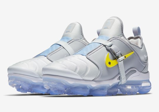 "8752a7c0b9934 Official Images of the Nike Air VaporMax Plus ""Paris Works In Progress"""