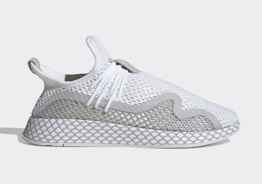 The adidas Deerupt S Gets A Sleek Silver Makeover