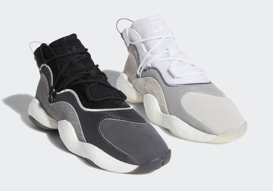 adidas Releases The Crazy BYW In Two Static Colors