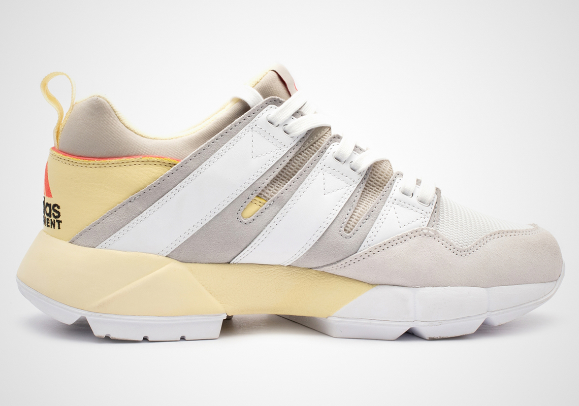 competitive price 9b064 b07c1 adidas EQT Cushion 2 Beige DB2718 Release Info   SneakerNews.com