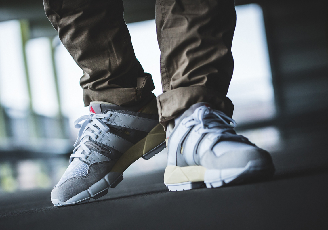 competitive price 73b7b 4f5b2 adidas EQT Cushion 2 Beige DB2718 Release Info   SneakerNews.com