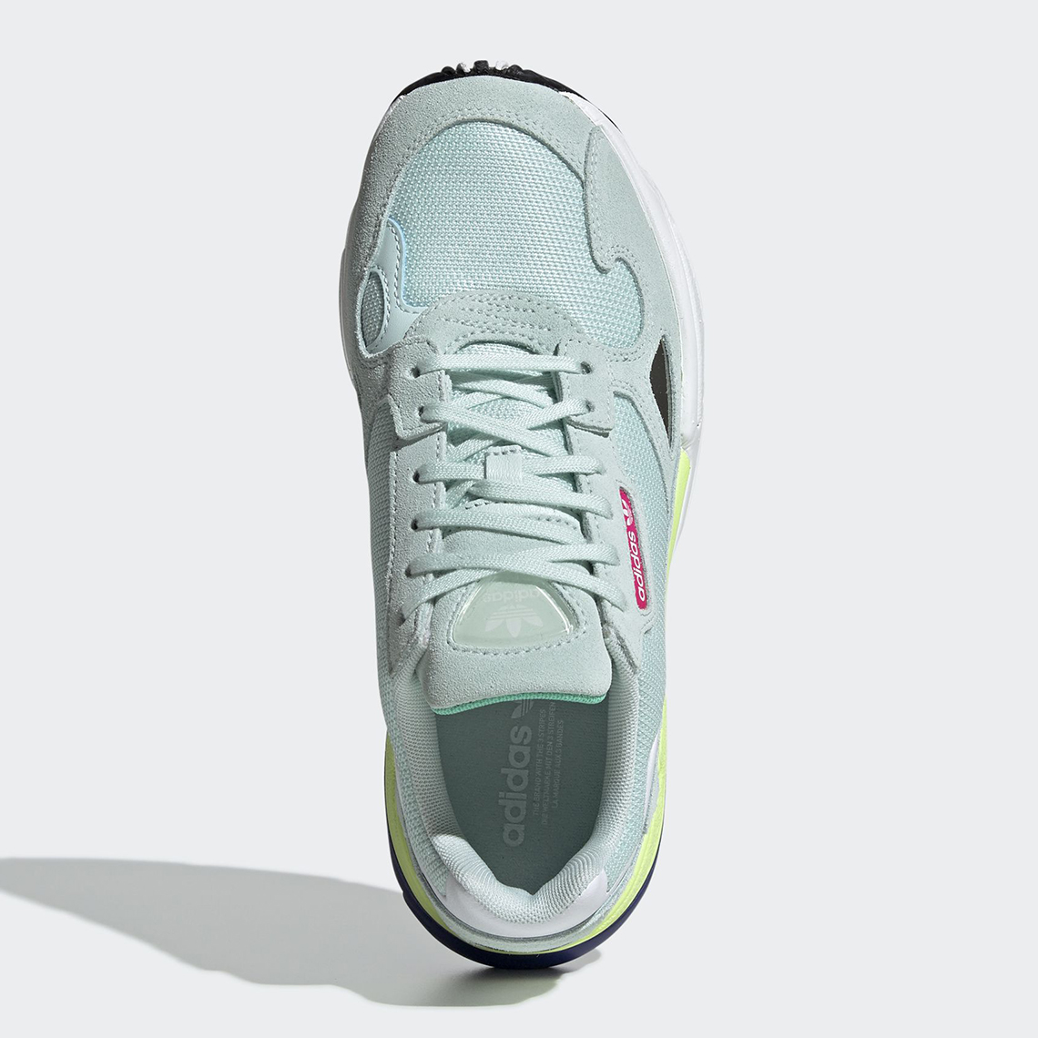 a4c943c5 adidas Falcon Ice Mint CG6218 Release Date | SneakerNews.com