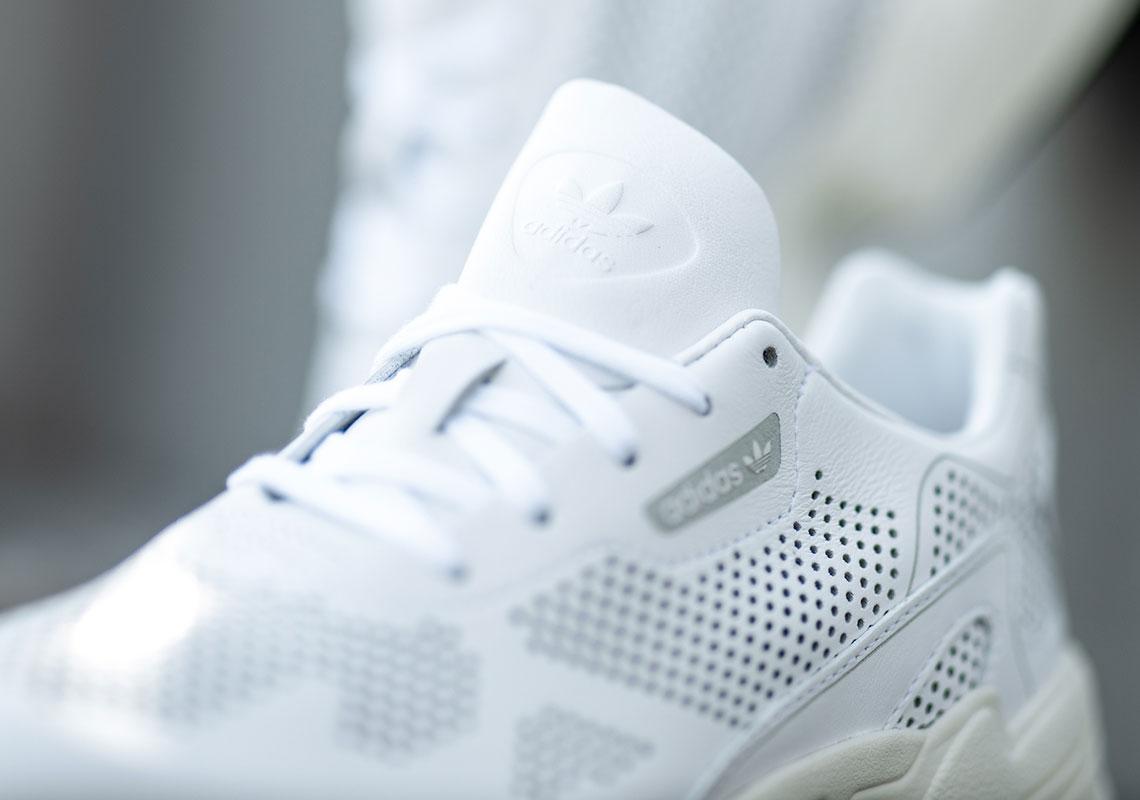 adidas Falcon Alluxe White DB3357 Release Info |