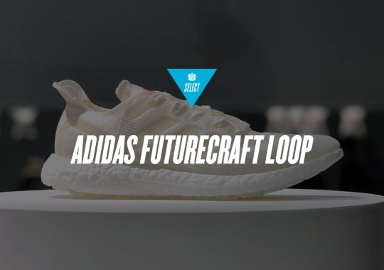 The Fully Recyclable adidas Futurecraft Loop Is About Owning Material, Not Shoes
