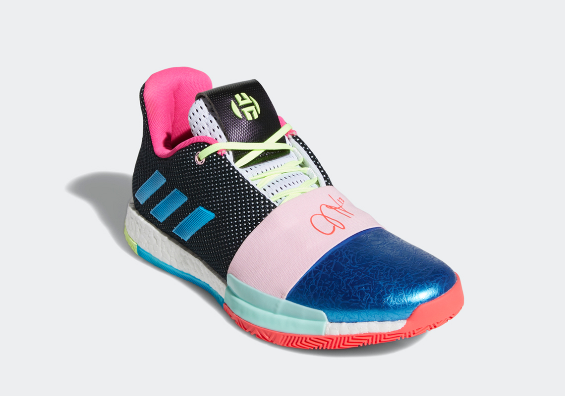 169dcf1d05e adidas Harden Vol. 3 Different Breed Release Info