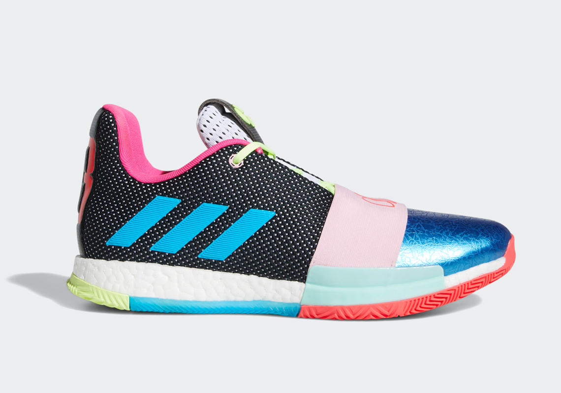 72d77753a26b adidas Harden Vol. 3 Different Breed Release Info