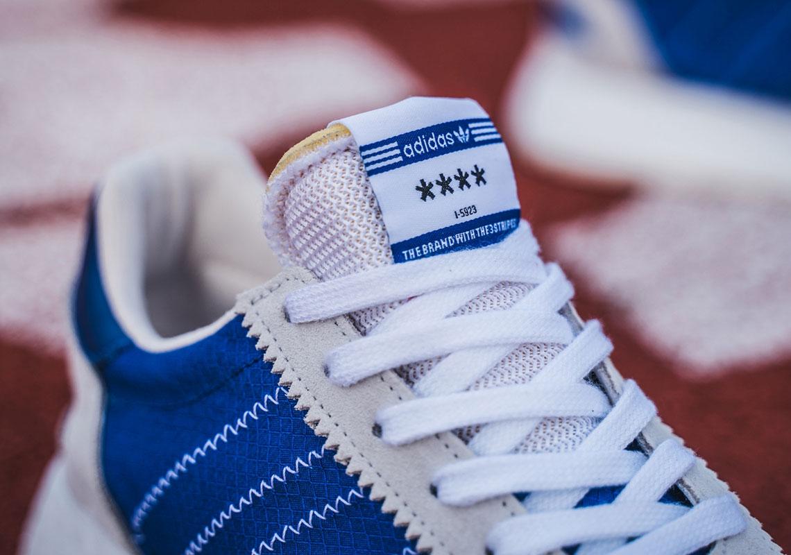 adidas I-5923 Blue BD7597 Release Info