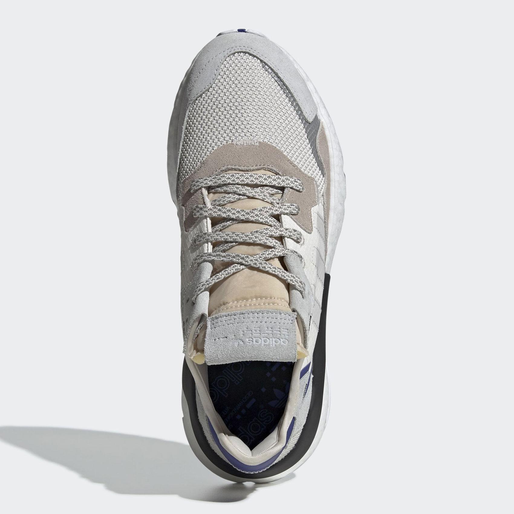 official photos 4c18e 51388 adidas Nite Jogger Raw White F34124 Release Info   SneakerNews.com