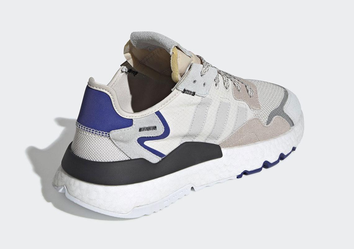 official photos 5812a 3d330 adidas Nite Jogger Raw White F34124 Release Info   SneakerNews.com