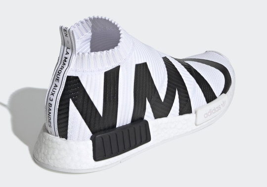 This adidas City Sock Is For The Real NMD Fans