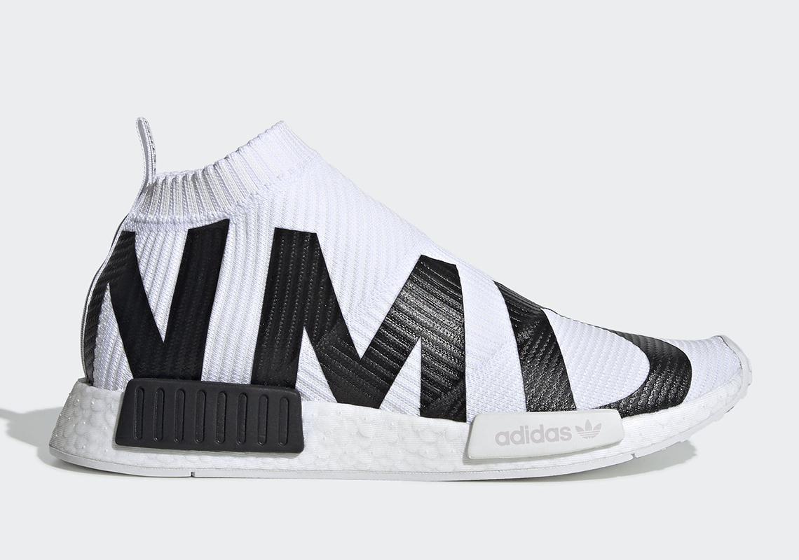 Carnicero barba Oferta  adidas NMD City Sock White Black EG7538 Release Date | SneakerNews.com