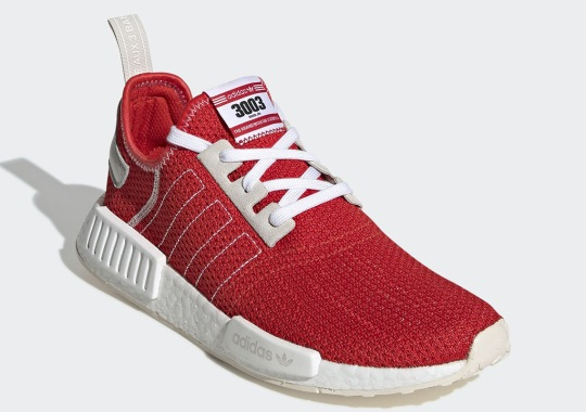 adidas Adds A Racing Bib Tongue Label To The NMD R1