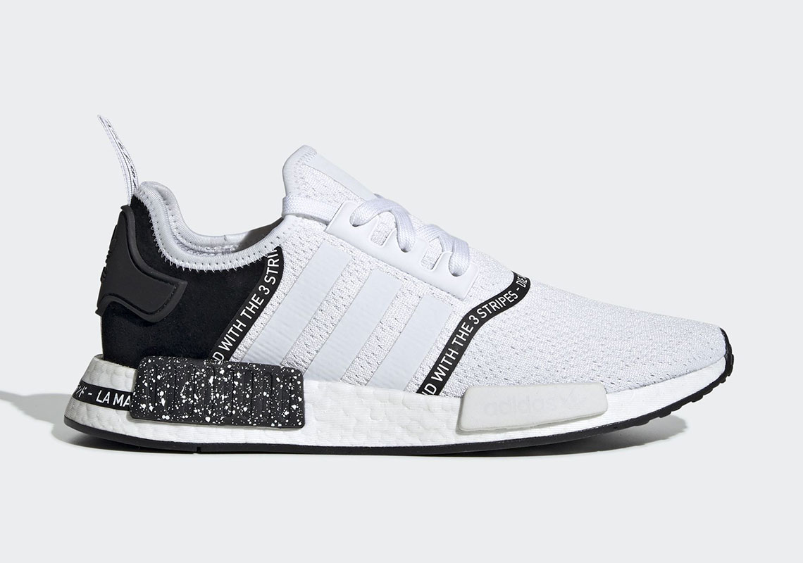 b9fb22d05f184 adidas NMD R1 Speckle Pack Release Info | SneakerNews.com