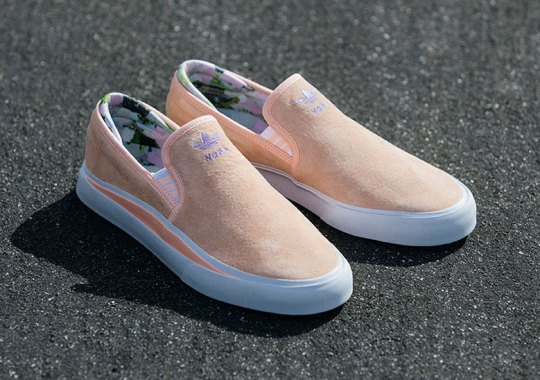 adidas Crafts The Sabalo Slip-On For Pro Skater Nora Vasconcellos