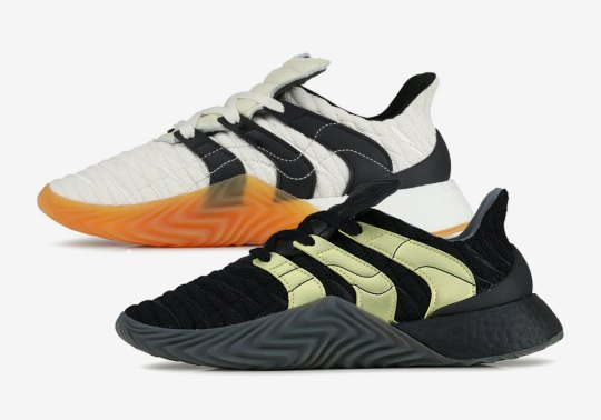 adidas Upgrades Its Soccer Inspired Sobakov With Boost Soles