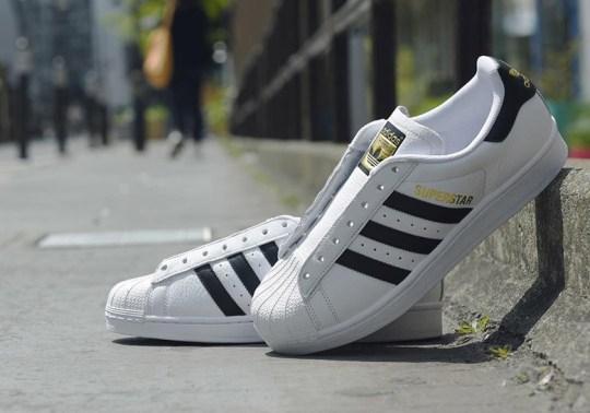 adidas Re-issues The Superstar 1986, A Nod To Run-DMC